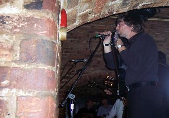 Rod at the Cavern Club