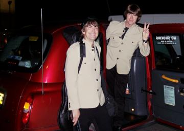 rod and mike catch a cab...